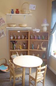 A beautiful writing area! @ let the children play: reggio-inspired learning environments part 2 Reggio Emilia Classroom, Reggio Inspired Classrooms, New Classroom, Classroom Setting, Classroom Setup, Classroom Design, Classroom Organization, Classroom Arrangement, Classroom Labels