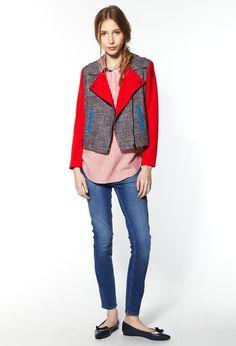 I love that jacket Claudie Pierlot