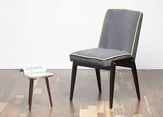 A stunning 1950s chair. Very strong and sturdy with very rare leg frame. www.viremo.co.uk Cocktail Chair, Modern Armchair, 1950s, Accent Chairs, Dining Chairs, Strong, Retro, Frame, Vintage