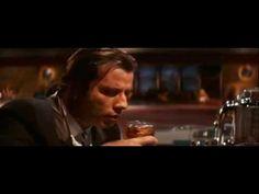 Pulp Fiction [Tiempos Violentos] - silencios incómodos