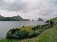 Sychravý výlet na malebné Faerské ostrovy – Doba Magazín