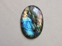 Big Size Labradorite Cabochon Full Flashy Fire Super Sparkle light 198.40 Carat Size : 60 X 40 X 9 MM Approx Quality AAA wholesale price by LIMRAGEMS on Etsy