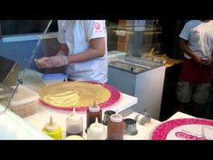 Japanese Crepes So I really want to try a Japanese Crepe and I really want to go to Japan so just added this to my Bucket list!!