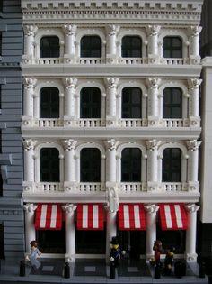 Renaissance Revival Shop: A LEGO® creation by Danny Budd : MOCpages.com