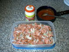 Buřtový šleh :: Domací kuchařka - vyzkoušené recepty