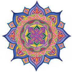 free coloring pages Lotus Mandala Tattoo, Mandala Drawing, Mandala Art, Free Coloring Pages, Coloring Books, Textiles, Buda Zen, Mandala Coloring, Doodle Art