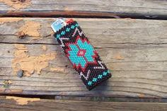 Image result for peyote stitch patterns keychains
