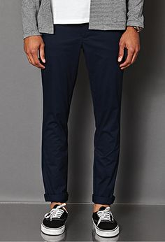 Colored Chinos | 21 MEN - 2075157078
