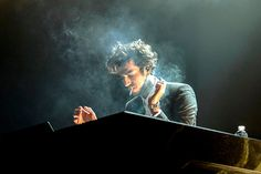 Gesaffelstein, a.k.a. Mike Levy, at Webster Hall - NYTimes.com