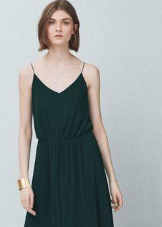 Elastic waist dress - Woman | OUTLET Netherlands