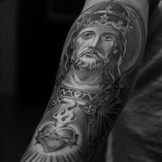 Tattoo by Jun Cha at Lowrider Tattoo Studios in Fountain Valley, CA