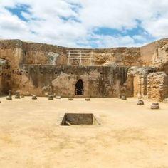 Visita al Conjunto Arqueológico de #Carmona #TurismoCultural #EscapadaCultural #RutaBeticaRomana