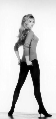 Brigitte Bardot Photo Sam Lévin