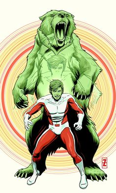 Beast Boy by Patrick Zircher Comic Book Artists, Comic Books Art, Comic Art, Western Comics, Teen Titans Go, Arte Nerd, Heroes Reborn, Nightwing And Starfire, Arte Dc Comics
