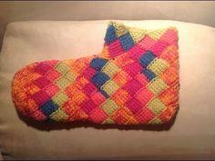 12 Besten Wollehäkeln Crochetvideo Bilder Auf Pinterest Yarns
