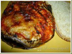 Le Ricette della Nonna: Parmigiana con melanzane grigliate