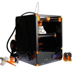 """En el Pabellón """"Marcas GTO"""" de la Feria Estatal de León encontraras impresoras 3D en el stand de MakerMex. Un producto de calidad hecho en Guanajuato que te va a encantar."""
