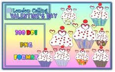 Clip Art - Cupcake - 10 png files. Crisp images with transparent background.Please read my TOU.********************************************************************************Please COMMENT and RATE for more freebies!********************************************************************************There are many FREEBIES to choose from this store!Click the 'Follow Me' button to get new notifications about my free products!************************************************************Please…