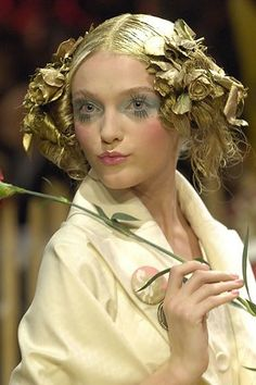 John Galliano Spring 2008 Ready-to-Wear Accessories Photos - Vogue