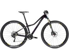 Cross Country: Cali Carbon SLX. Welcome to Cali. This women's 29er hardtail mountain bike is light, fun, efficient, and backed by over 15 years of Trek 29er development. Ride your choice of carbon or aluminum.