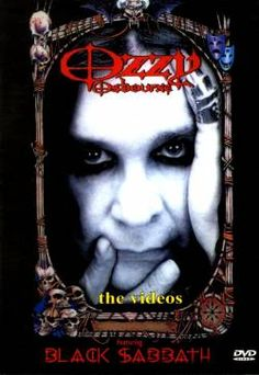 The Videos (Feat. Black Sabbath)  DVD  1997