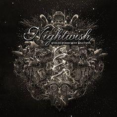 Nightwish Endless Forms Most Beautiful CD BOX nuovo album disco sigillato Symphonic Metal, Swans, Beautiful Lyrics, Most Beautiful, Beautiful Cover, Beautiful Artwork, Power Metal Bands, Celtic, Endless