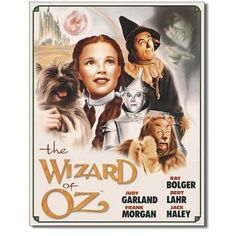 Wizard Of Oz Sign is a brand new vintage sign made to look vintage, old, antique, retro. Purchase your vintage sign from the Vintage Sign Shack and save. Wizard Of Oz Cast, Wizard Of Oz Movie, Wizard Of Oz 1939, Dorothy Wizard Of Oz, Poster Wall, Poster Prints, Art Prints, Tin Signs, Metal Signs
