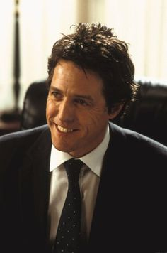 The Prime Minister (Hugh Grant) ~ Isn't he the cutest?