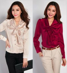 Some nice blouses for work