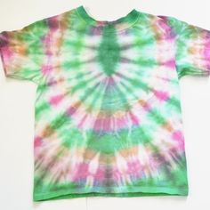 - Dream a Little Bigger Craft Blog - Tie Dye Patterns Great for Kids - Part 2