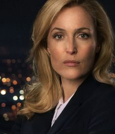 Stella Gibson The Fall 2