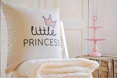 """Housse de coussin """"Little Princess"""" - UO ESTUDIO, S.L."""