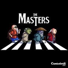 Camiseta 'The Masters' - Catalogo Camiseteria.com