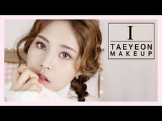 Eng) 태연 아이 MV 메이크업 : Taeyeon I MV Inspired Makeup tutorial KYUNGSUN - YouTube