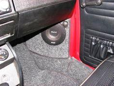 Image may have been reduced in size. Click image to view fullscreen. Vw Super Beetle, Beetle Car, Vw Baja Bug, Subwoofer Box Design, Honda Civic Hatchback, Old School Cars, Bmw Series, Audi Tt, Transportation Design