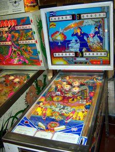 """1977 Combat """"Zaccaria """" Pinball Machine"""