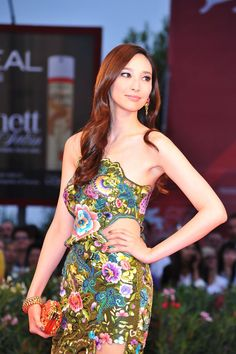 Pace Wu in Detective Dee And The Mystery Of Phantom Flame - Premiere