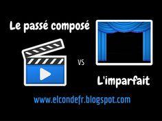 Quand doit-on utiliser le passé composé et quand l'imparfait lorsqu'on raconte quelque chose en français? L'image et la vidéo ci-dessous vo...