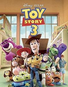 Day favorite Pixar film- Toy Story 3 makes me laugh and cry every single time I watch it. Disney Pixar, Walt Disney, Disney Toys, Disney Films, Pixar Movies, Disney Family, Movie Characters, Toy Story 3, Funny Family Movies