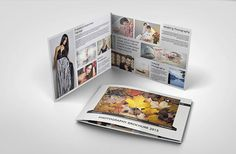 Wedding Photography Brochure Template Trifold by TemplateStock ...