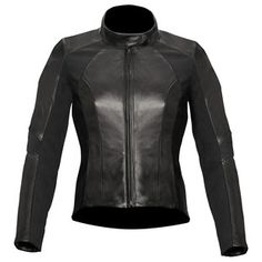Alpinestars Women's Vika Leather Jacket - RevZilla