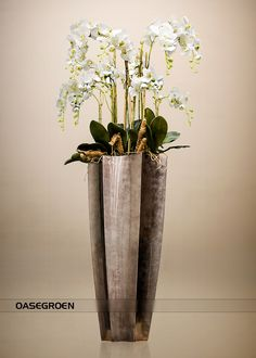 Künstliche Orchideen - eine gute Alternative