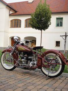 1937 Indian 437 Sport