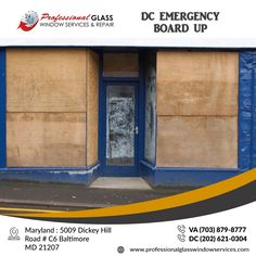 Do you have Emergency board up service in your home and workplace in your location, we can help you to fix it. Professional Glass Window Services and Repair is the best and professional Emergency Board up service provider in VA, MD, and DC areas. For more information visit us at Professional Glass Window Services and Repair #emergencyboardup #DCemergencyboardup #CommercialGlassRepair #DCResidentialglassrepair #BrokenShowerDoorRepair #PatioDoorGlassRepair #ShowerDoorRepair #Washington #DC #VA… Patio Doors, Garage Doors, Glass Repair, Your Location, Washington Dc, Workplace, Windows, Board, Outdoor Decor
