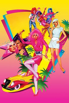 Jem and the Holograms- my favorite childhood cartoon of all time