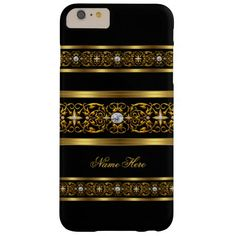 ELEGANT CLASSY GOLD iPhone 6 CASE: BRAND NEW iPhone 6 DESIGNER CASE FROM ZAZZLE USA CREATIVE CRAFTSMANSHIP