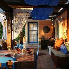 ❤️ #outdoor #joy #balcony #terrace #teras #patio #summer #yaz #yazdeyince