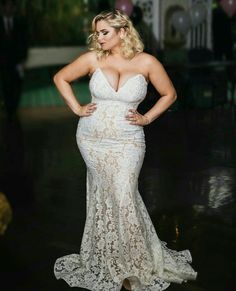 Plus size curvy beauty Big Girl Fashion, Curvy Fashion, Plus Size Prom Dresses, Formal Dresses, Curvy Girl Lingerie, Plus Size Girls, Plus Size Beauty, Curvy Models, Voluptuous Women