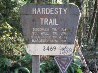 South Willamette Mountain Bike Trail in Eugene-Lowell, Oregon || SINGLETRACKS.COM