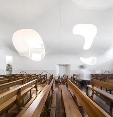 Várzea Church,© Fernando Guerra | FG+SG